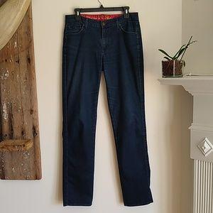 CJ by Cookie Johnson Faith straight leg jeans